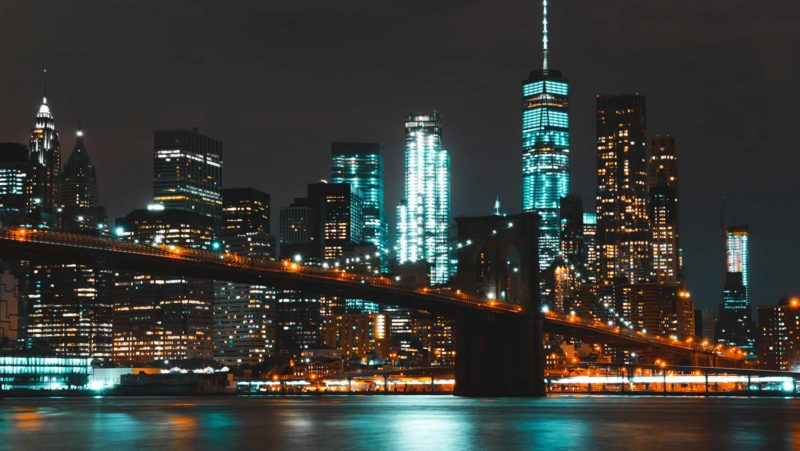 New-York-Netzwerkreisen